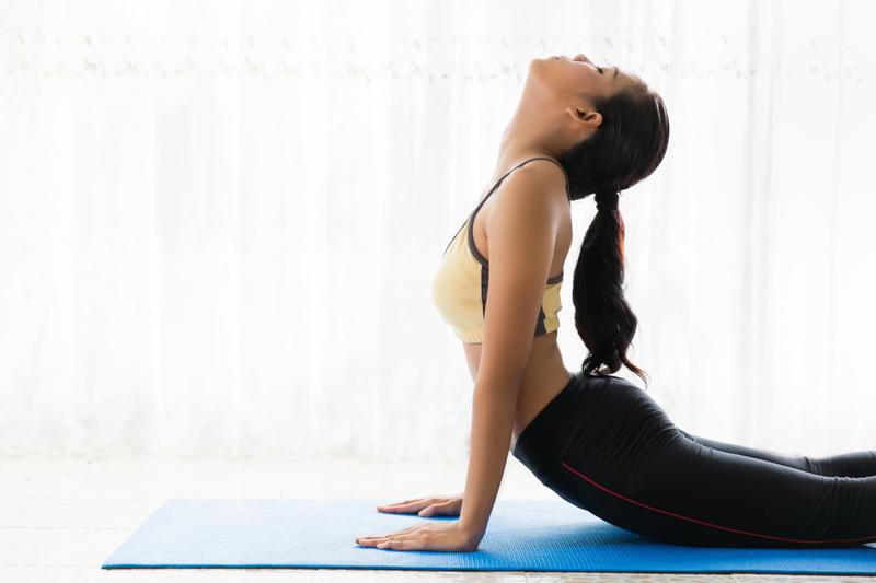 Yoga migraine