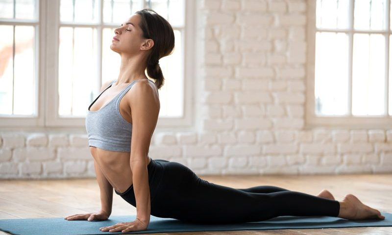 Yoga easiest poses