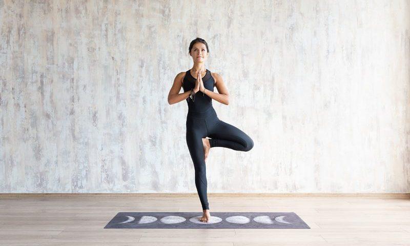 Yoga shake up