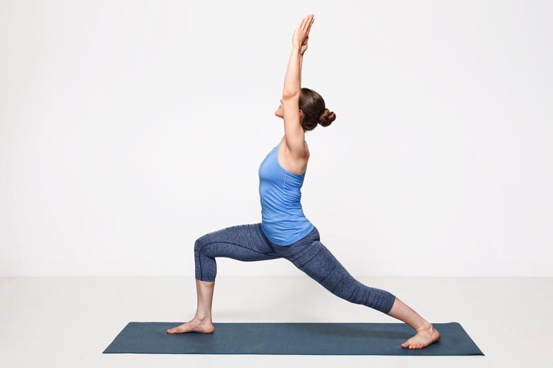 Yoga poses help everyone