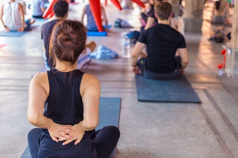 Yoga Poses om te Helpen bij Lordose
