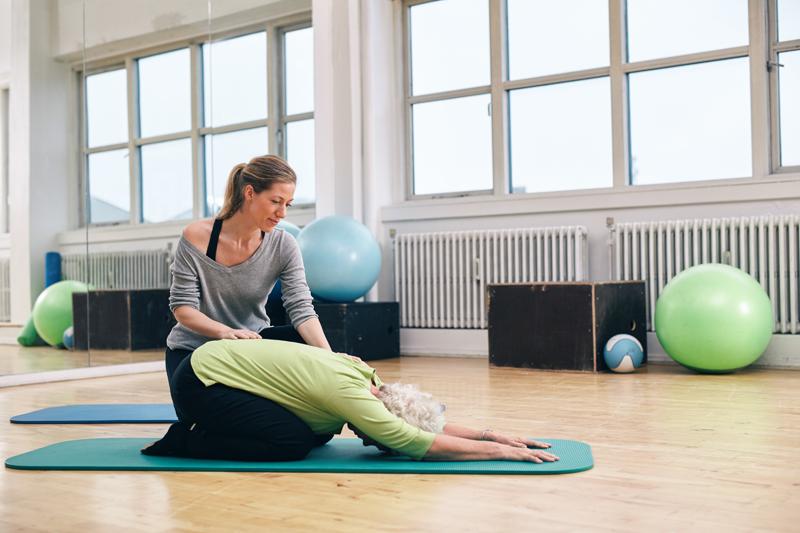 Gezondheidsproblemen die Yoga kan helpen Genezen