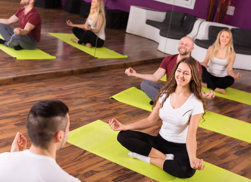 Yoga Poses om Je Gewrichten te Versterken