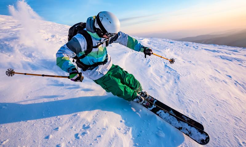Beste Yoga Poses voor het Skiën en Snowboarden