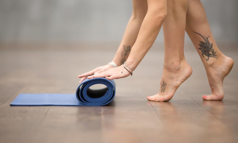 10 Yogahoudingen Voor Sterkere Voeten en Beter Evenwicht