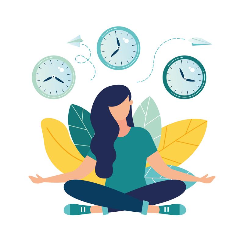 Welke invloed heeft de tijd van de dag op je yoga beoefening?